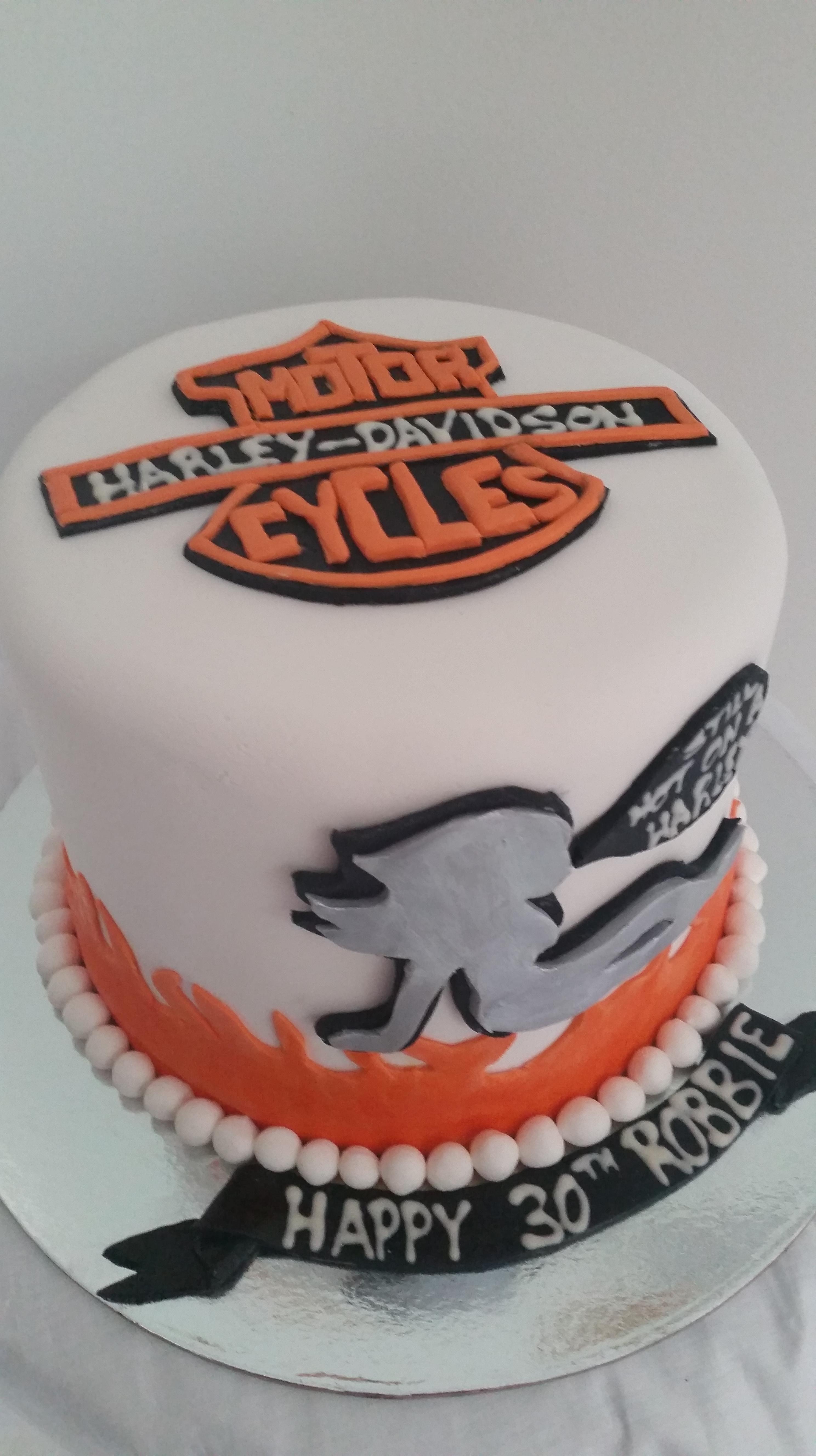 Harley Davidson Cake Decorations Nikkies Novelty Cakes Novelty Cakes And Cupcakes For Any Occasion