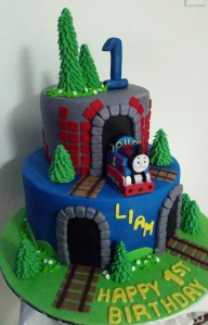 Thomas The Tank Engine With Tunnels