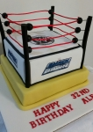 WWE Wrestling Ring