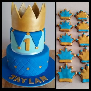 Crown and Cookies