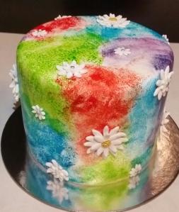 Sponged Colours